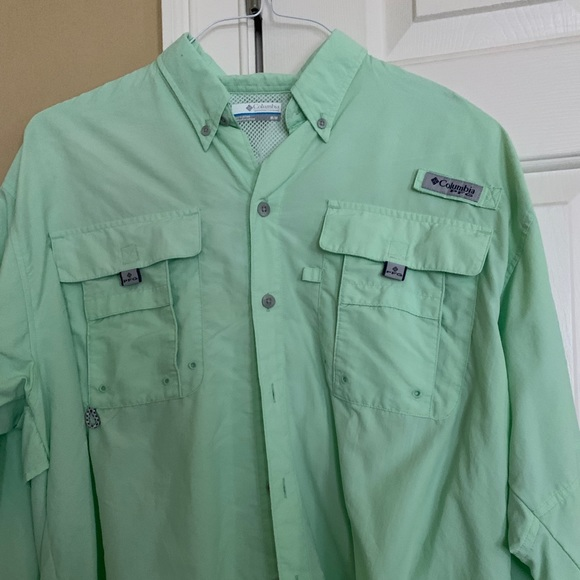 Men's Columbia PFG shirt